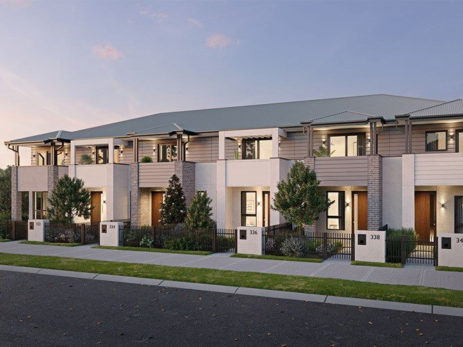 Townhouses | Blaq Property | Off-the-Plan Specialists